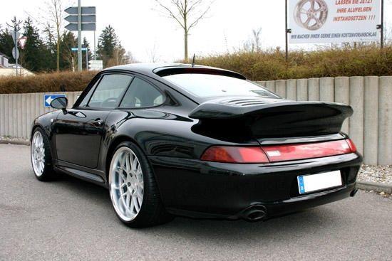 993 Turbo - Cargraphic