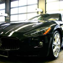 Maserati Granturismo M145