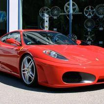 Ferrari 430 - Original und tiefergelegt