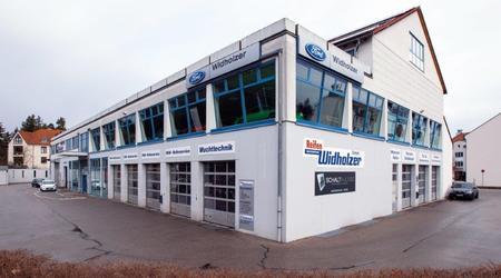 Modernste Werkstatttechnik - Unsere Zentrale in Ottobrunn-Riemerling