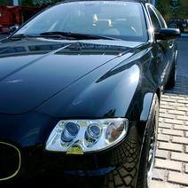 Maserati Quattroporte III - AEZ Novitec