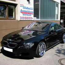6er M6 E63 - Work Wheels Eisenmann