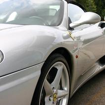 Ferrari 360 Spider - Fuchs SCC Pflege