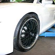 Audi R8 - OZ